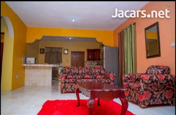 2 Bedroom Furnished House