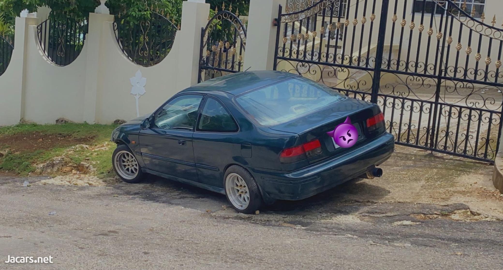 Honda Civic 1,5L 1996-1