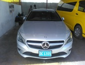 Mercedes-Benz CLA-Class 1,8L 2014