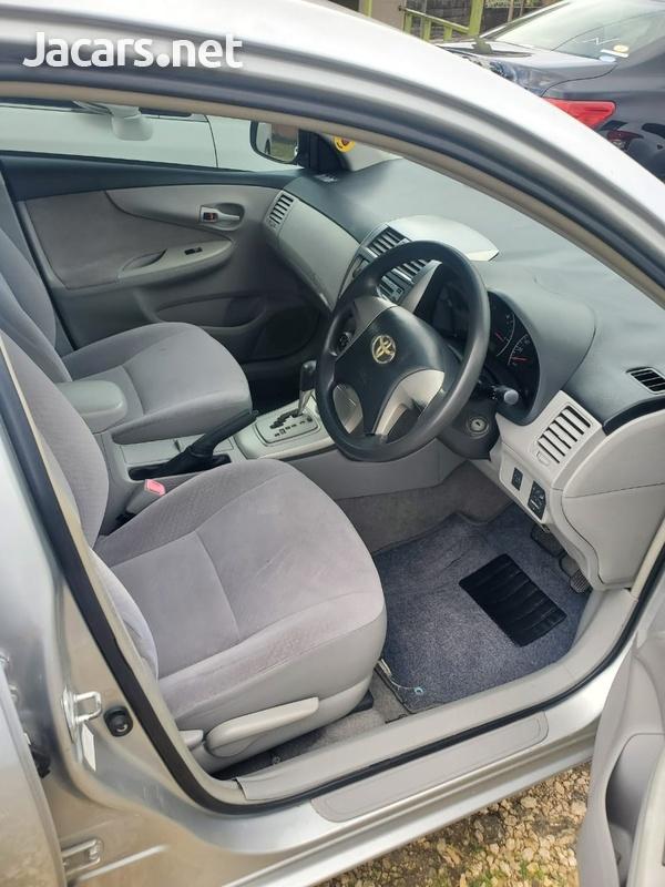 Toyota Axio 1,5L 2008-6