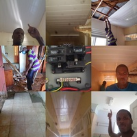 Certified electrician, and general construction many years of experien