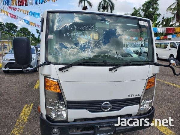 Nissan Atlas 2,5L 2014-2