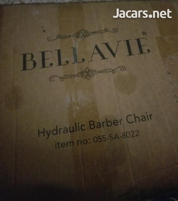 BRAND NEW RECLINER, HYDROLOGIC SALON CHAIRS-5