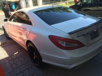 Mercedes-Benz CLS-Class 5,5L 2013