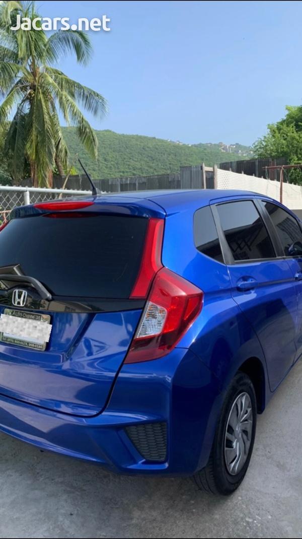 Honda Fit 1,5L 2017-2