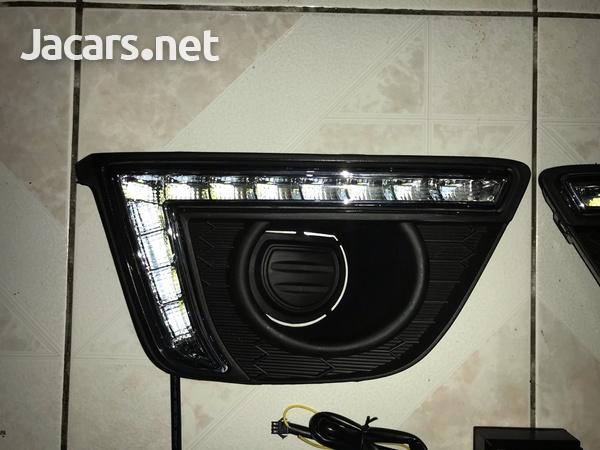 2014 to 2017 Honda Fit Fog Lights-3
