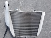 2011 to 2017 Suzuki 600 750 Radiator