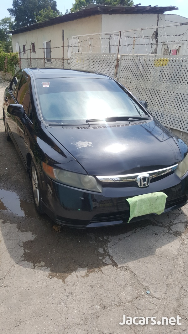 Honda Civic 1,8L 2007-7