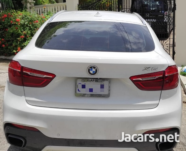 BMW X6 3,0L 2016-2