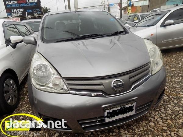 Nissan Note 1,2L 2009-1