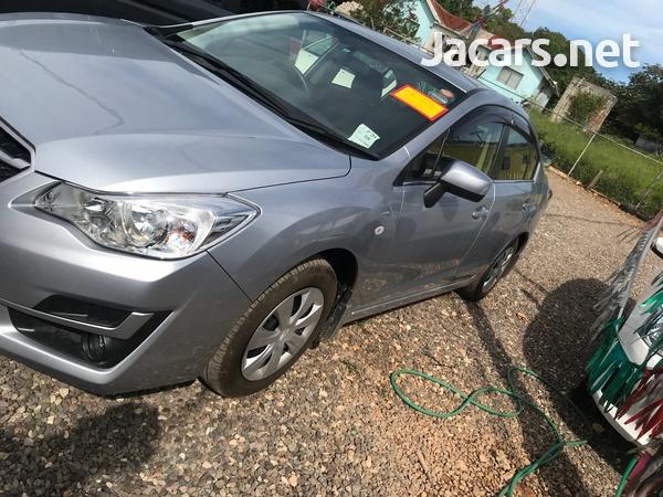 Subaru Legacy 1,6L 2015-2