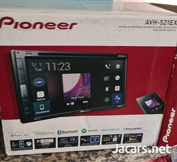 Pioneer DVD Radio-1