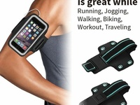 SPORT CELL PHONE ARMBAND CASE