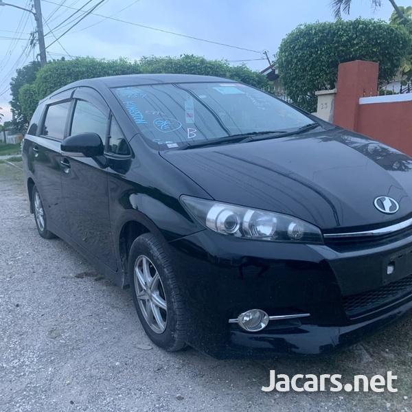 Toyota Wish 1,8L 2012-2