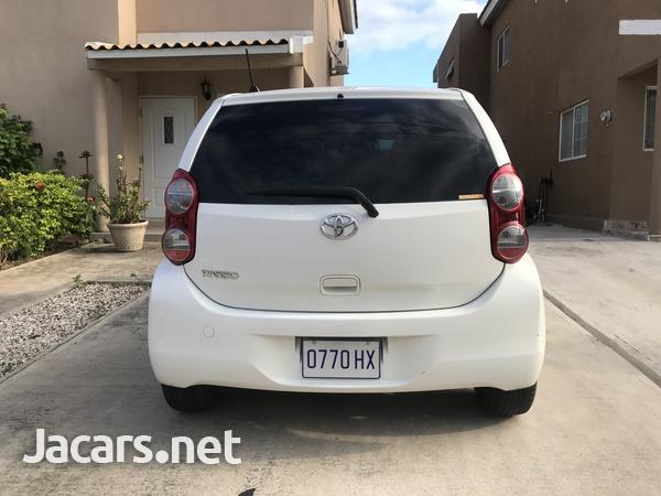 Toyota Passo 1,5L 2013-3