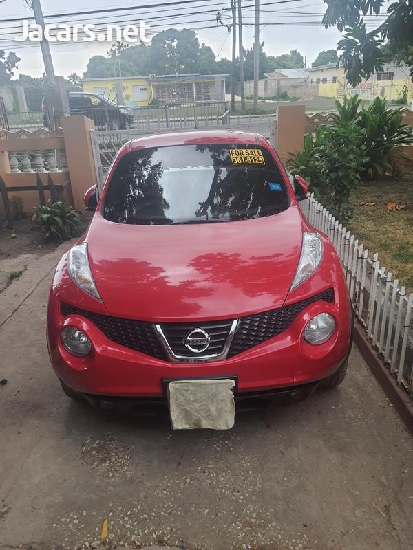 Nissan Juke 1,6L 2014-3