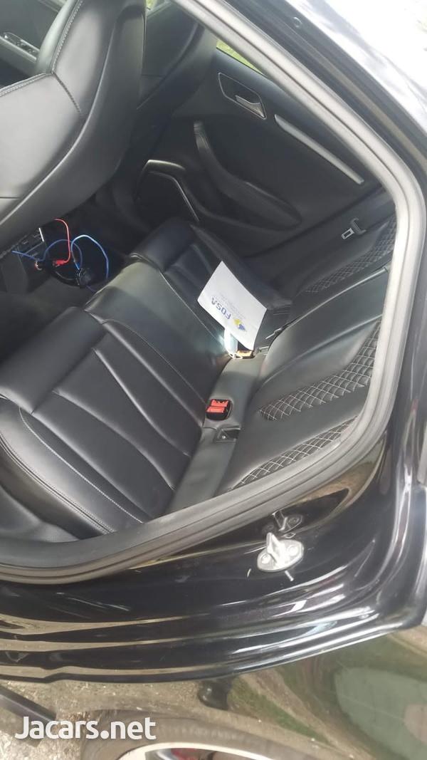 Audi S3 2,0L 2017-8