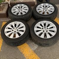 17 inch Honda Accord Rims w/ Tyres