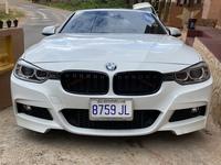 BMW 3-Series 1,8L 2015