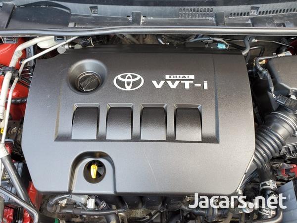 Toyota Corolla 2,0L 2017-2