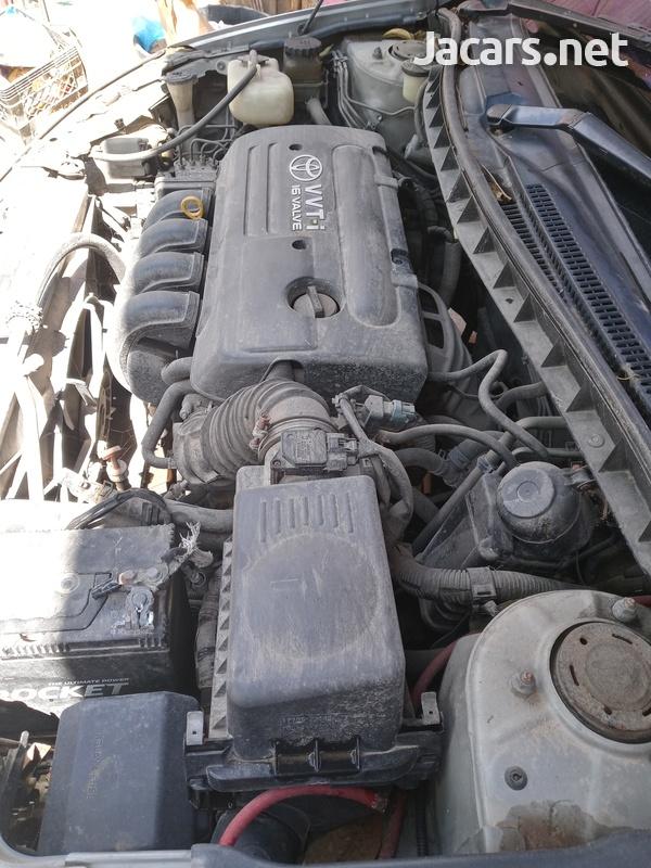 Toyota Allion 1,8L 2007-11