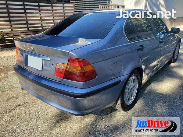 BMW 3-Series 1,8L 2003-6