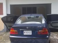 BMW 3-Series 2,5L 2003