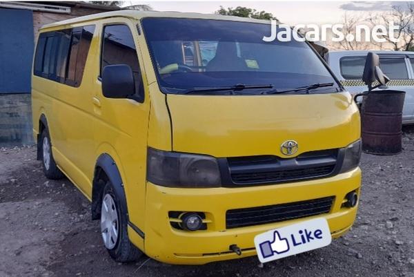 06 Toyota Hiace Bus-7