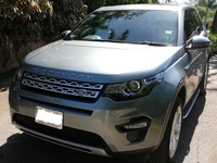 Land Rover Discovery Sport 2,0L 2016