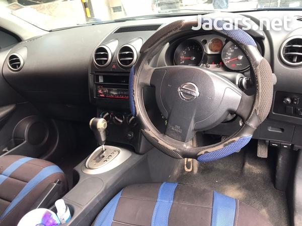 Nissan Dualis 3,0L 2008-3