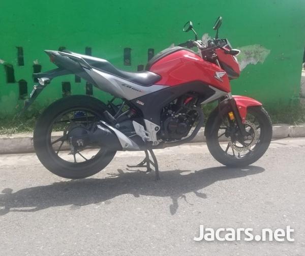 2019 Honda Hornet-2