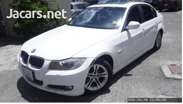 BMW 3-Series 2,9L 2011-6