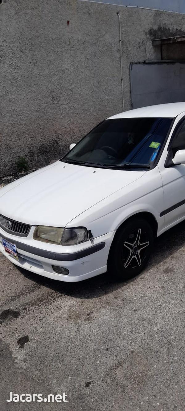 Nissan Sunny 1,6L 2001-2