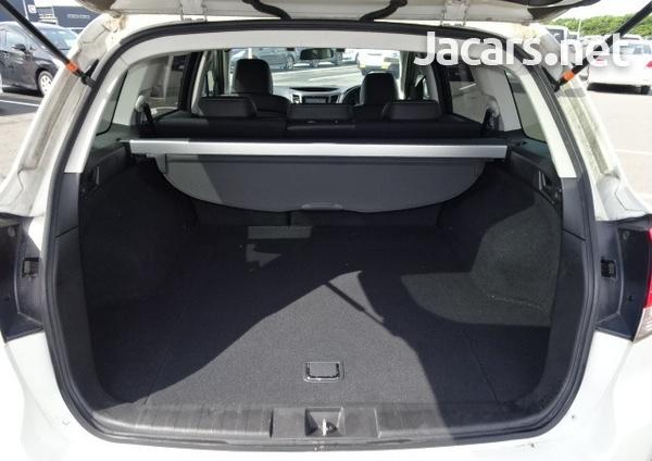 Subaru Legacy 2,5L 2012-11