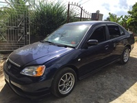 Honda Civic 2,0L 2002