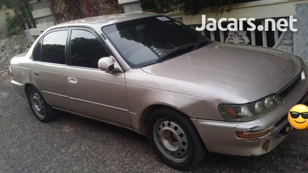 Toyota Corolla 1,5L 1995-13
