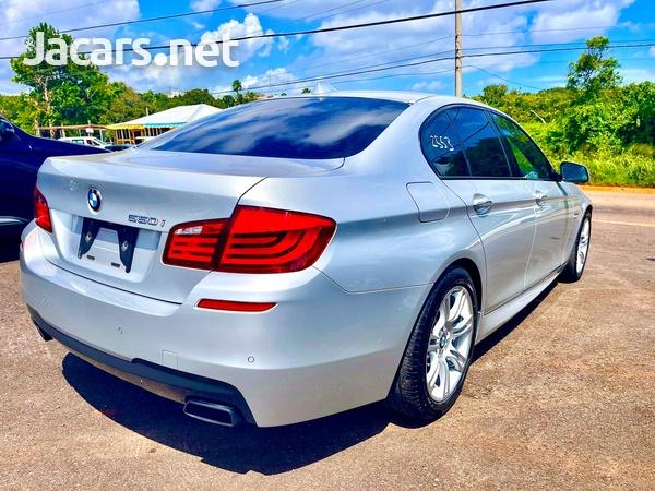 BMW 5-Series 2,0L 2012-4