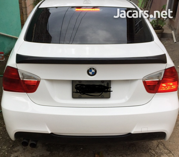 BMW 3-Series 3,0L 2006-7