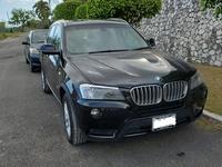 BMW X3 2,8L 2013