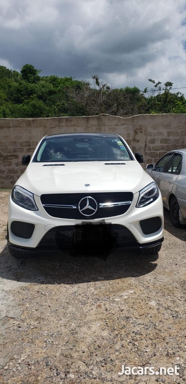 Mercedes-Benz GLE-Class 3,5L 2019-2