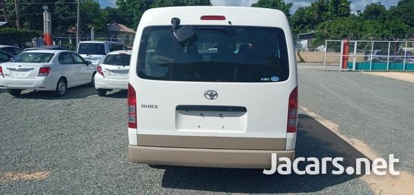2013 Toyota Hiace GL Bus-6