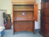 Bookcase cupboard