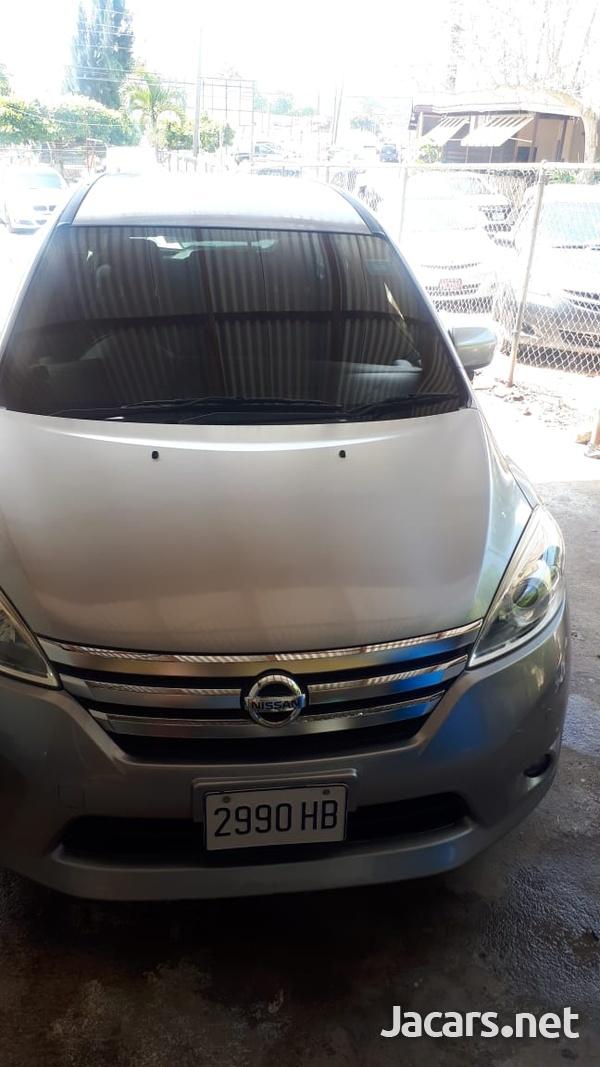 Nissan LaFesta 1,8L 2013-3