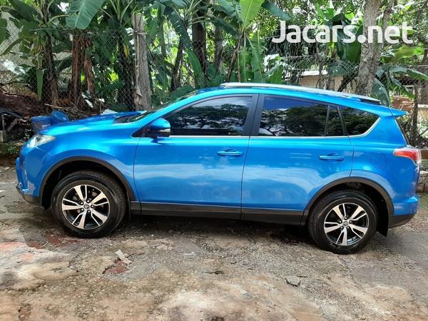 Toyota Rav4 3,0L 2017-2
