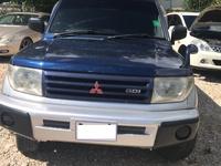 Mitsubishi Pajero 1,8L 1999