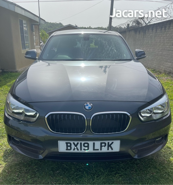BMW 1-Series 1,5L 2019-5