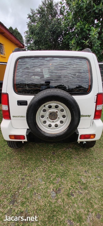 Suzuki Jimny 1,3L 2006-8