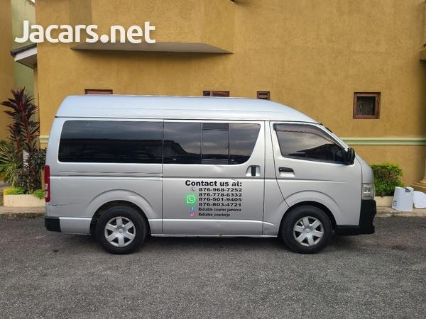 Toyota Hiace 2,0L 2013-4