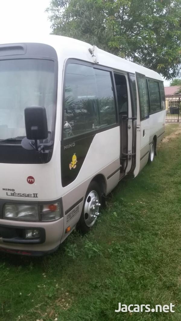 2006 Hino Liesse Coaster Bus-6