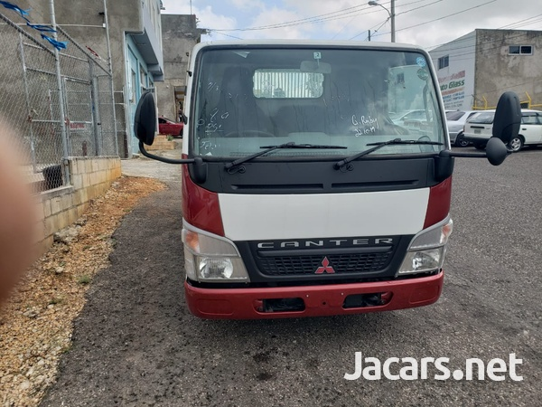 2007 Mitsubishi Canter Dump High Deck Truck-4